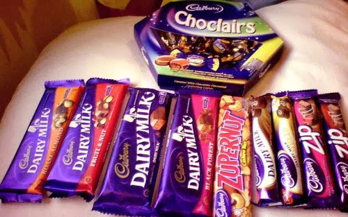 Tips: Kebaikan Coklat