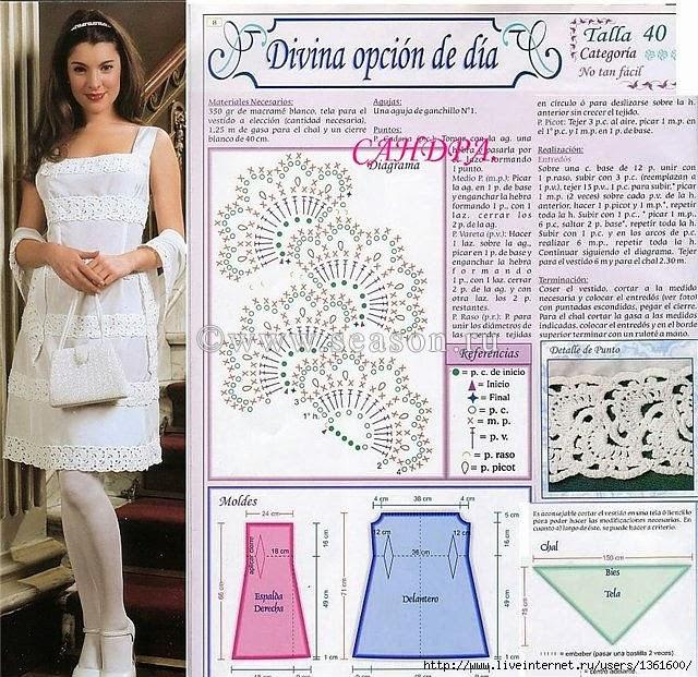 Комбинируем вязание с шитьем