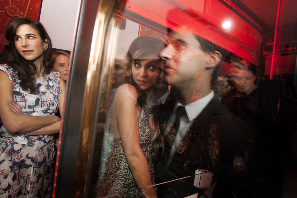 marlow35: Chanel's party x Las Vegas