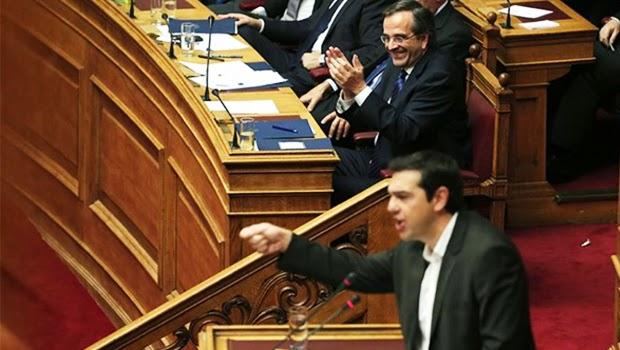 Πρωθυπουργός ο Τσίπρας τέλος Νοεμβρίου και νέες κάλπες την Ανοιξη του 2015!