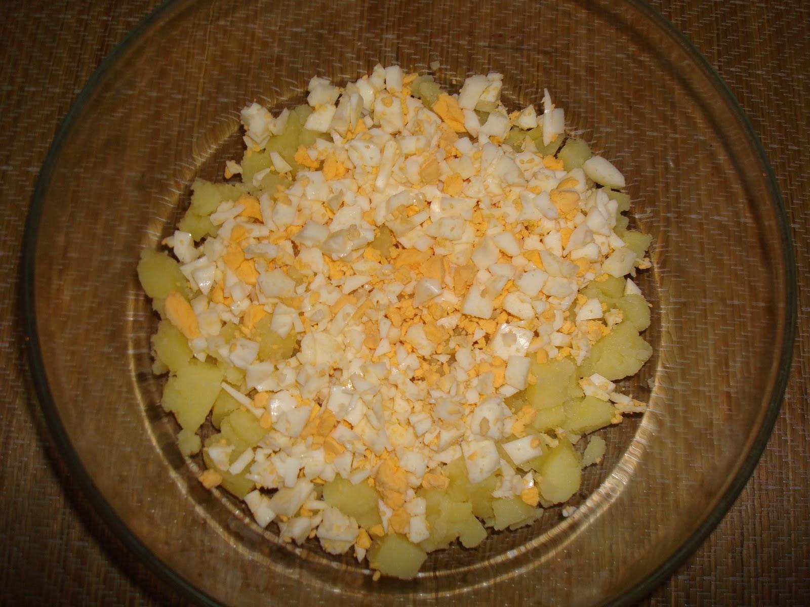Оливье рецепт пошагово фото