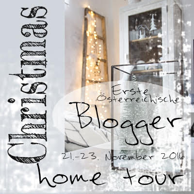 1.österreichische CHRISTMAS BLOGGER HOME TOUR