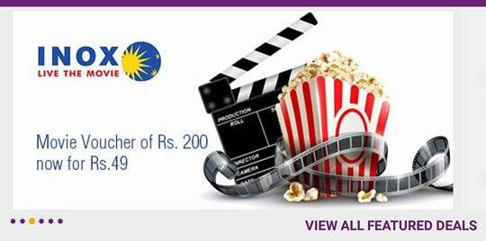 Little deals app inox movie voucher