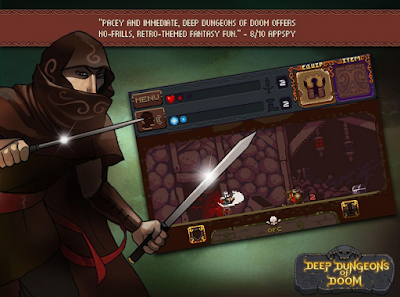 Deep Dungeons of Doom 1.0 Apk 2