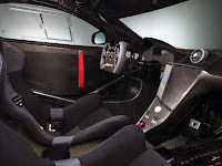 McLAREN 12C CAN-AM EDITION RACING CONCEPT interiror side