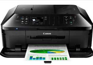 Download Printer Driver Canon PIXMA MX920
