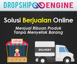 Dropship Engine Solusi Jualan Online