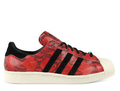 "Adidas Superstar 80s CNY ""Year of the Snake"""