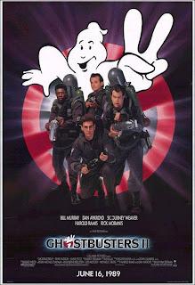 Ver online: Cazafantasmas 2 (Ghostbusters 2) 1989