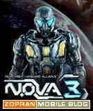 nova 3 near orbit vanguard alliance 2013