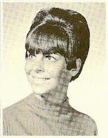 Sherry Shahan in high school