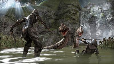 The Elder Scrolls Online новая информация