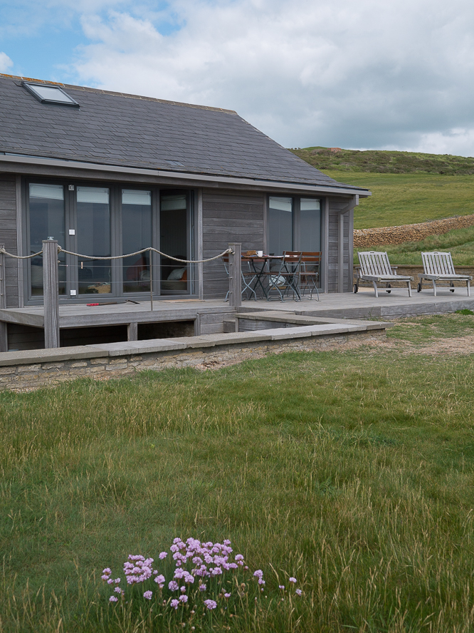 Staying at Hive Beach House in Dorset by Alexis at www.somethingimade.co.uk