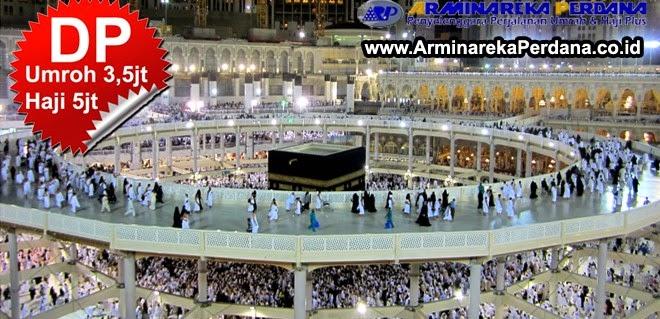 Solusi Umroh dan Haji Plus Murah dan Resmi