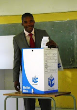 Bandile says I do - at least as a voter