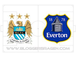 Prediksi Pertandingan Manchester City vs Everton