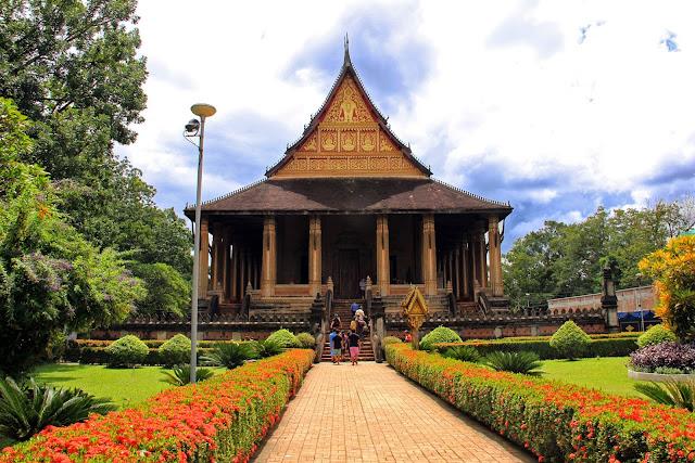 Wat Phra Keo - Những điểm tham quan nổi bật ở Viên Chăn Lào