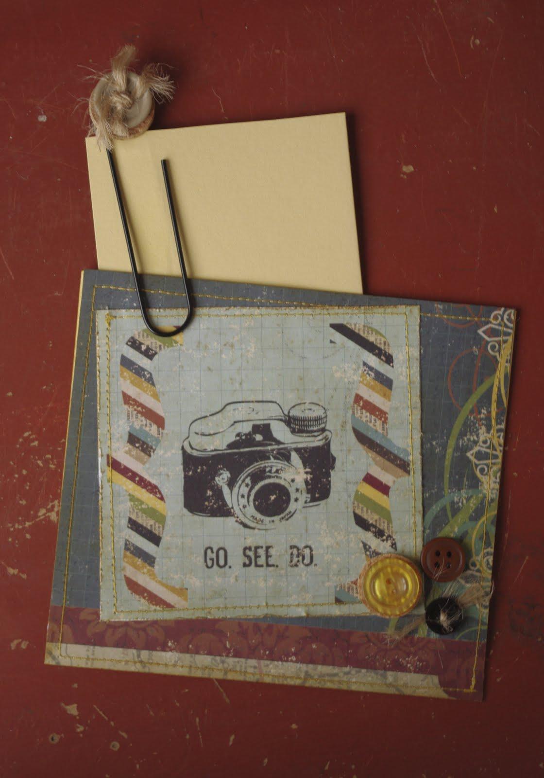Открытка для фотографа 85