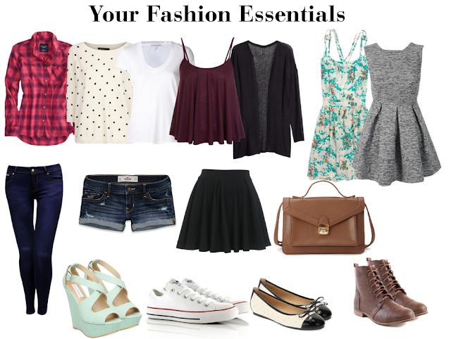 the teen fashion blogger your fashion essentials