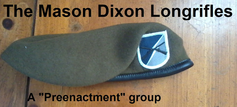 The Mason Dixon Longrifles