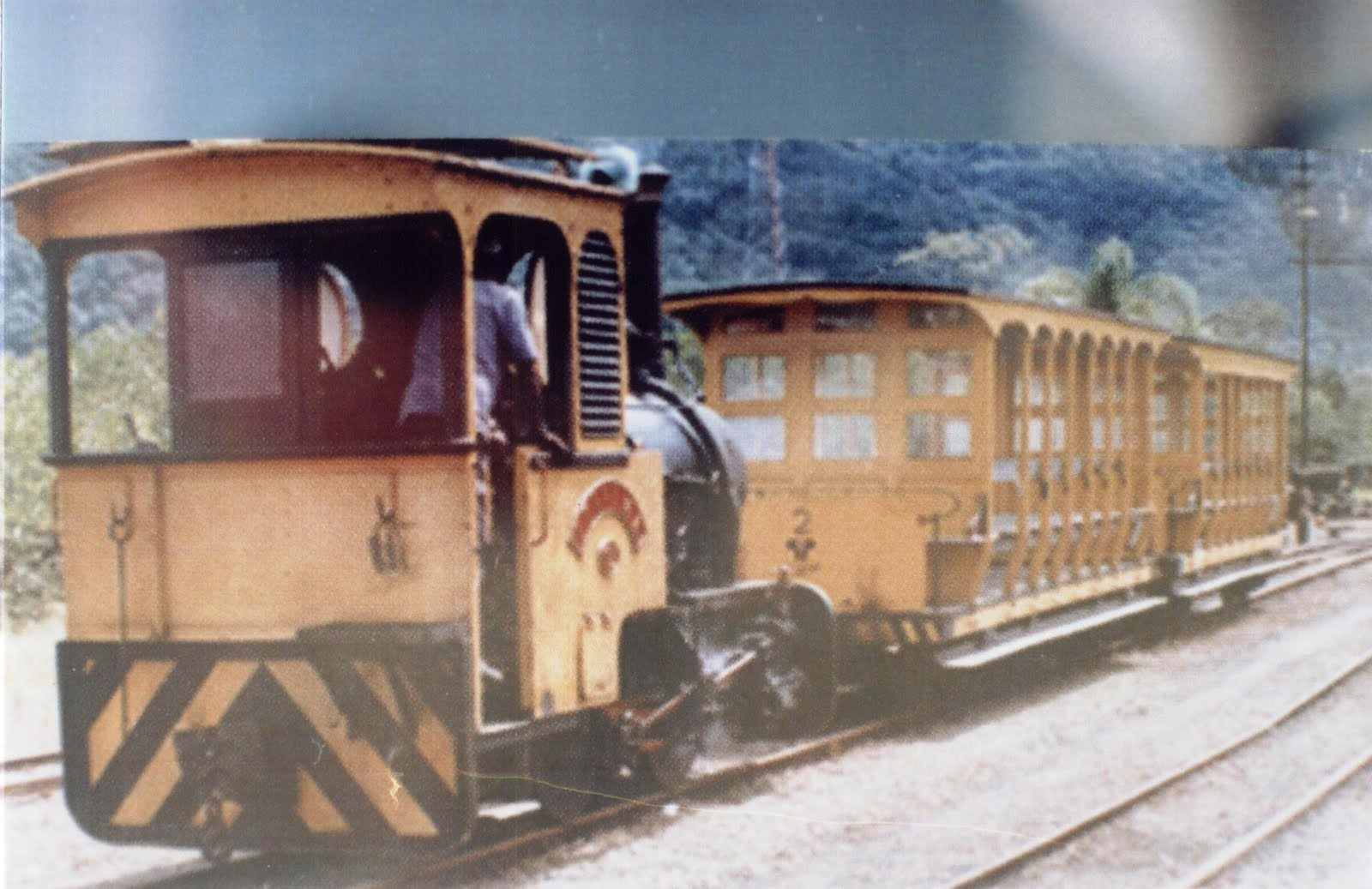 fotos jardim itatinga: Usina Hidrelétrica de Itatinga – Bertioga-SP e a Locomotiva Itapema