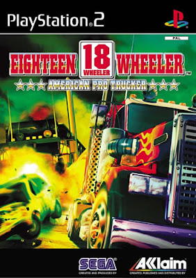 18 Wheeler: American Pro Trucker (PS2) 2001