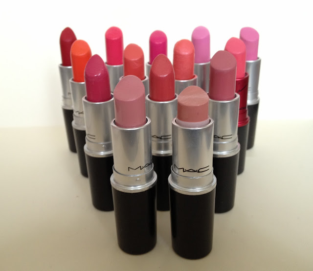 how mac lipstick segmented