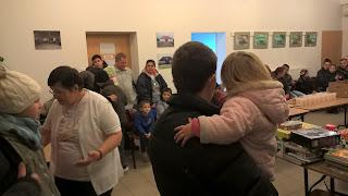 Ajándékozás a balsai családoknak