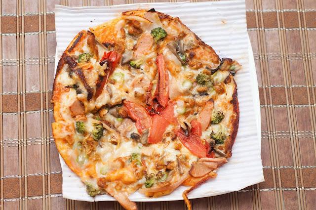 Pizza Republic, Perambur - Delivery