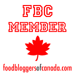 Member of Food Bloggers of Canada