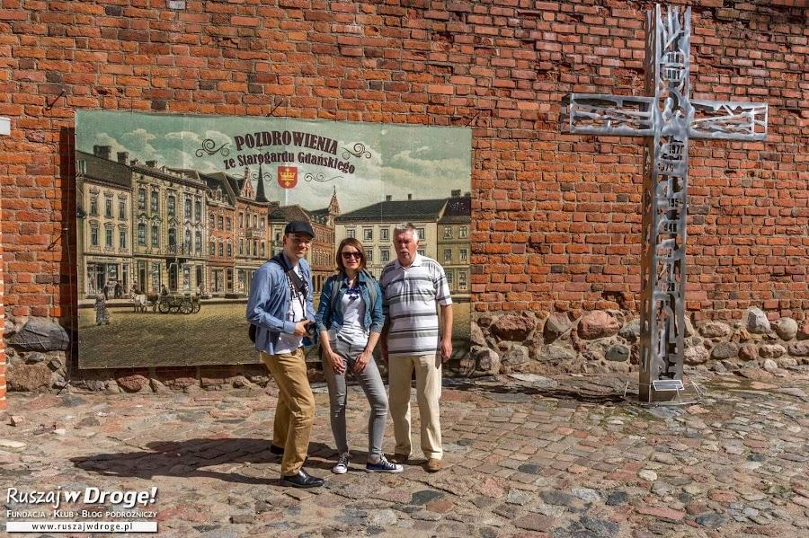 Pozdrawiamy ze Starogardu Gdańskiego