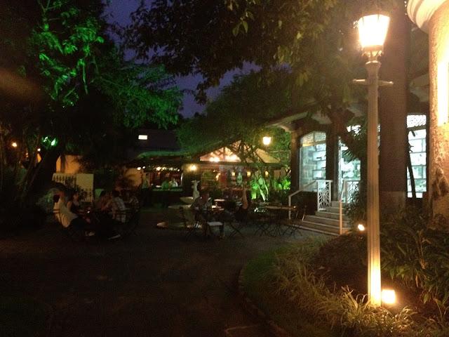 O Pátio Café & Cozinha para casamentos