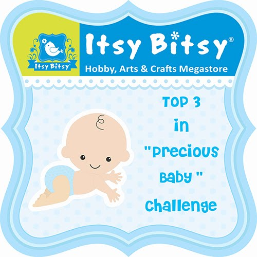 Top 3-Itsy bitsy baby challenge