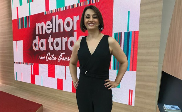 Cátia Fonseca perde para Gazeta