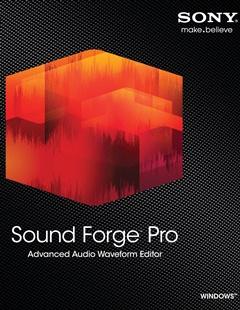SONY Sound Forge Pro V11.0 + Keygen