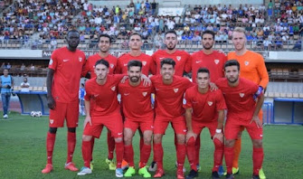 """Sevilla FC  """"C"""".- 2018-2019"""