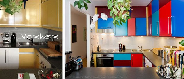 wir renovieren ihre k che neue farben fuer die kueche. Black Bedroom Furniture Sets. Home Design Ideas
