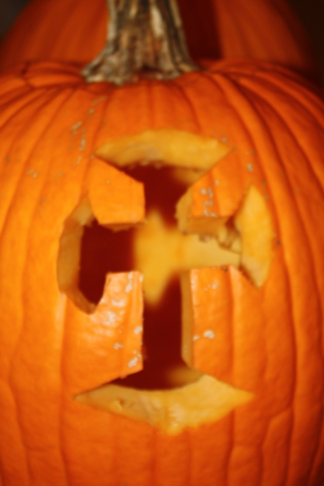 A slice of smith life pumpkin carving and marine corps