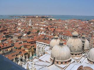 Венеция фото с высоты