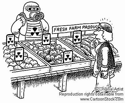 Genetically modified plants and human health