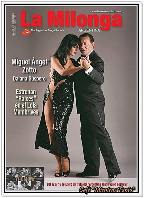 La Milonga N° 131 - Enero 2017