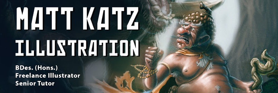 MattKatz Illustration