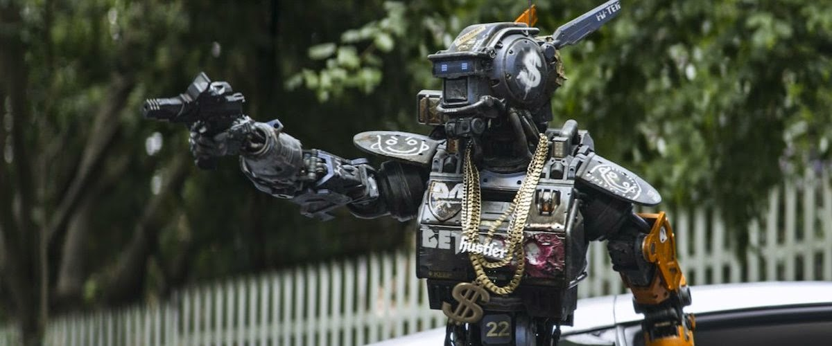CHAPPIE REVIEW 2015