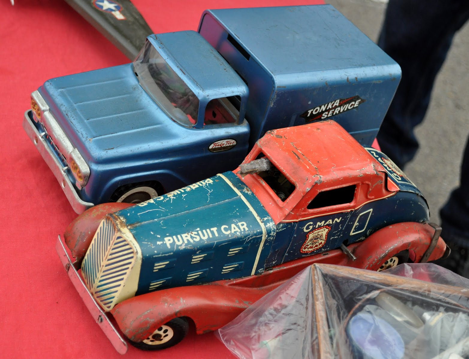 Cool Toy Cars : Just a car guy cool toy cars at the swapmeet