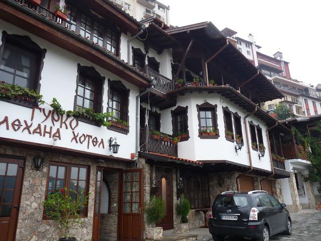 Architecture Bulgaria2