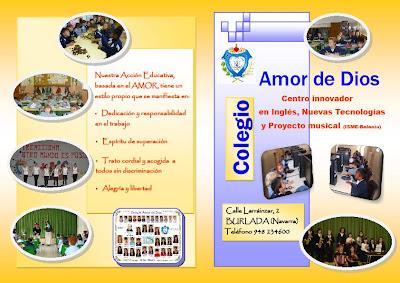 Colegio amor de dios burlada proyecto educativo 2014 2015 - Colegio amor de dios oviedo ...