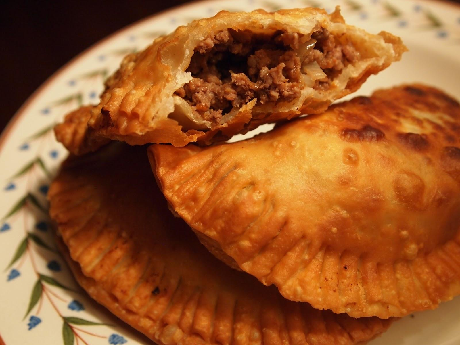 Empanadas Beef Recipe | Healthy Baked Empanada Recipe | Quick Healthy ...