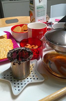 thé, gâteau, les blogs du 44, bullelodie