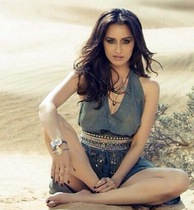 Shraddha Kapoor the Beautiful Hot and Sexy Bollywood Model Actress