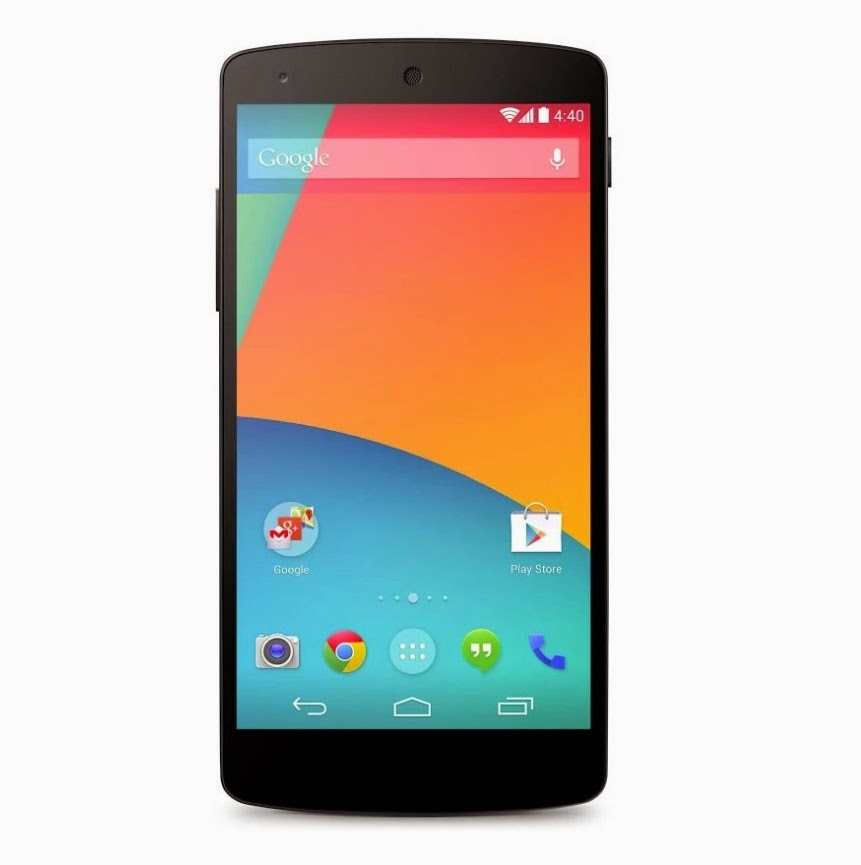 Nexus 5, Kini Bisa Update Android Lollipop  5.1